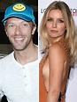 Who is Chris Martin's new girlfriend, Annabelle Wallis?