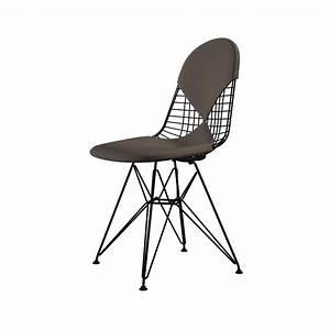 Vitra Eames Stuhl : eames wire chair dkr 2 stuhl h43cm vitra ~ A.2002-acura-tl-radio.info Haus und Dekorationen