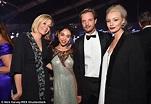 Robert Pattinson's 'fiancée' FKA twigs attends Swarovski ...