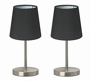 Lampe Mit Stoffschirm : schreibtischlampen und andere lampen von trango online kaufen bei m bel garten ~ Indierocktalk.com Haus und Dekorationen