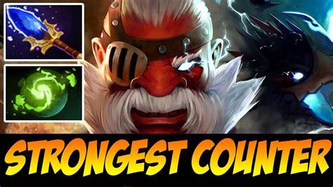 strongest counter   hero jerax disruptor