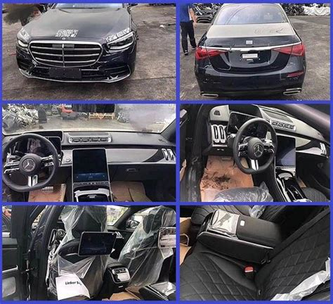 Mercedes benz mercedes benz s 500 coupe 4matic s63 amg paket inserat online seit. Check out the interior of the upcoming 2021 Mercedes-Benz S-Class in this leaked spy video ...