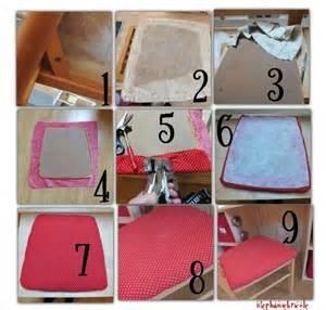 Recouvrir Une Chaise Bercante by Id 233 E Deco Recup 224 Faire Soi M 234 Me Comment Recouvrir Une