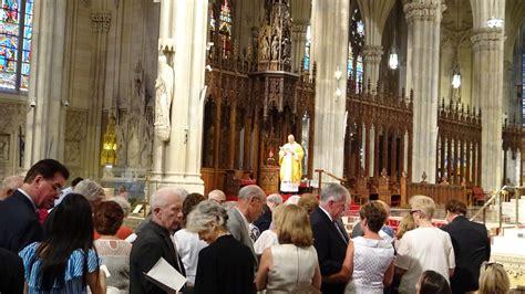 postponed golden jubilee mass archdiocese   york