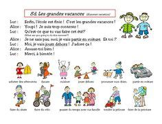 french reading images teaching french learn