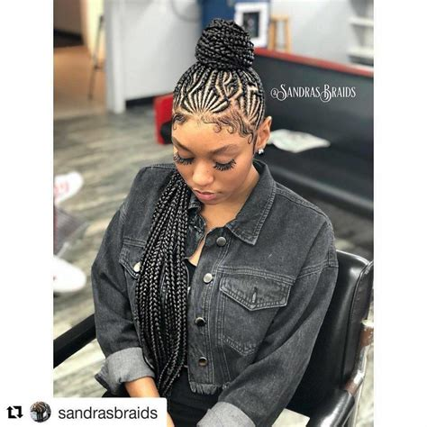 7 super tiny cornrow hairstyles that will make you forget