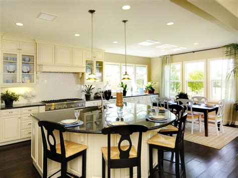 designing a kitchen island with seating 32 best kitchen islands with seating safe home 9577