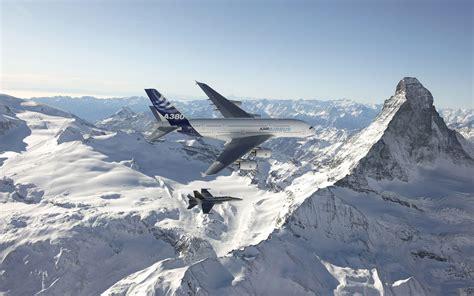 fond ecran bureau wallpaper a380 airbus fond ecran avion wallpaper gratuit