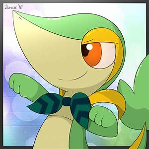 :COMMISSION: Rescue Snivy! by FutureDiarist on DeviantArt
