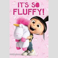 Despicable Me  It's So Fluffy  Official Poster Official