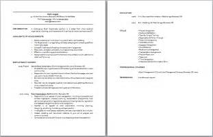 event planner resume objective event coordinator resume sle resume template fkppgmib