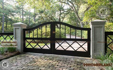 iron gate designs  indian homes ideas   gorgeous gates