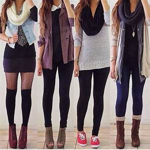 Winter Outfits 2014-2015 | Fashion Trends 2016-2017