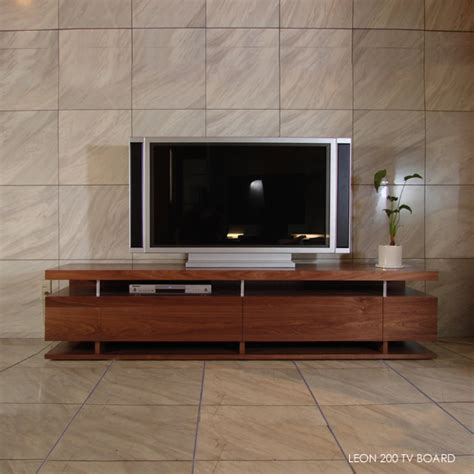 Lowboard 200 Cm Grove Domestic Select Tv Stand 2 M Size Lowboard Tv Sideboard 200 Cm 2000 Walnut