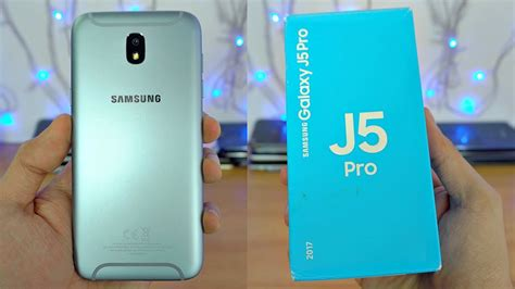 samsung galaxy j5 pro 2017 unboxing 4k youtube