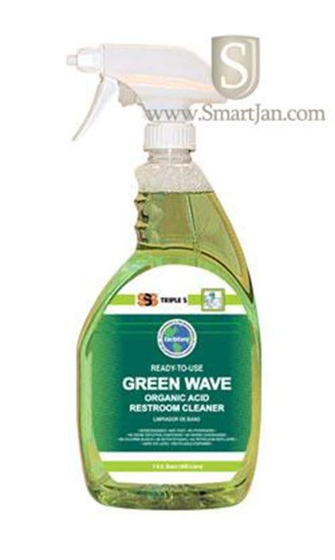 Tilex Bathroom Cleaner Sds by Sss 48063 Sss Green Wave Rtu Heavy Duty Organic Acid