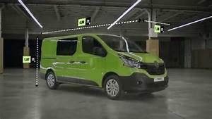 Nouveau Renault Trafic : nouveau renault trafic un espace de chargement encore plus pratique youtube ~ Medecine-chirurgie-esthetiques.com Avis de Voitures