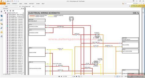 mazda cx 5 2013 workshop manual auto repair manual forum