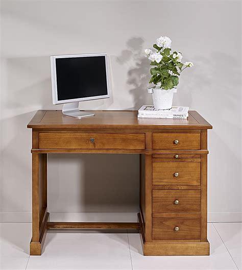 bureau louis philippe merisier petit bureau en merisier de style louis philippe