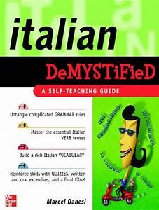 Language Books 4 Free  Italian Demystified  A Self