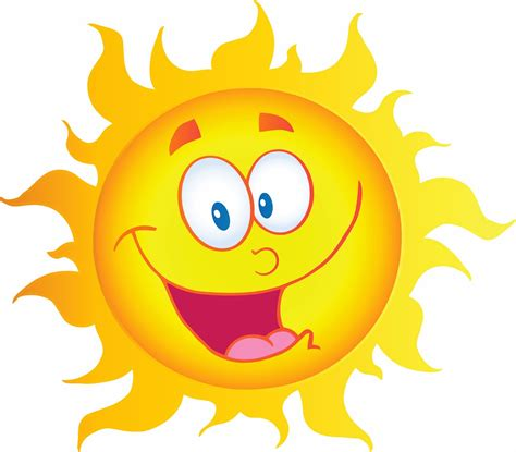Sun Clipart Sun Clipart Images Black And White Colorful Drawing