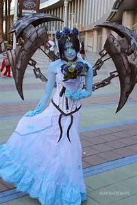 Ghost bride Morgana, leauge of legends   Cool Cosplay ...