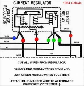 Weekend Fix- 1 Wire Alternator  U0026 Headlight Relay