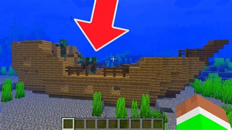 New Minecraft Update!!!  New Mob, Shipwreck & More! Youtube
