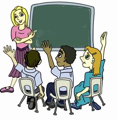 Clipart Class Clip Primary Classroom Lds Participating