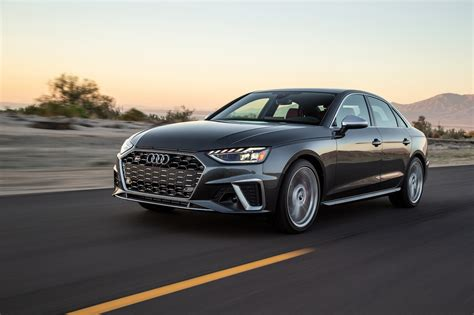 The 2021 Audi S4 Doesn't Really Change Anything, but That's OK