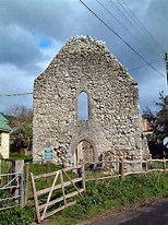 Image result for st mary's church west hythe kent