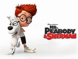Mr Peabody and Sherman Movie Poster - XciteFun.net
