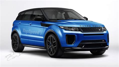 Land Rover Range Rover Evoque Picture by 2016 Land Rover Range Rover Evoque Svr Picture 611290