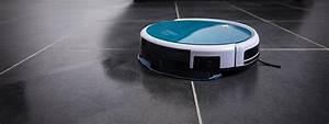 Robot Laveur De Sol : robot aspirateur et laveur amibot spirit h2o bestofrobots ~ Nature-et-papiers.com Idées de Décoration