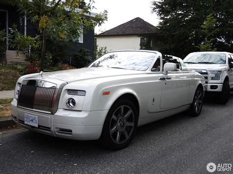 roll royce phantom 2017 rolls royce phantom drophead coupé 28 january 2017