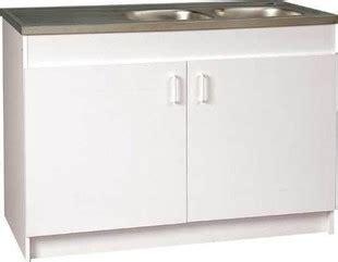 meuble cuisine sous evier 120 cm meuble sous evier
