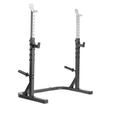 weider attack series olympic squat rack  adjustable