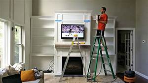 """Living Room Built-Ins """"Tutorial"""" + Cost — Decor and the Dog"""