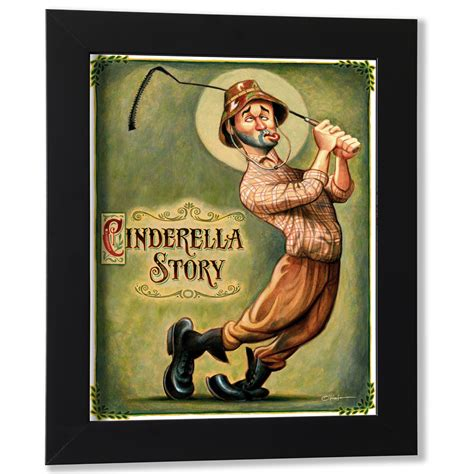 bill murray caddyshack cinderella story art print