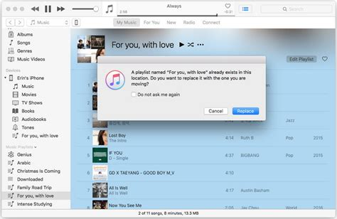 sync itunes playlist to iphone 2 ways to transfer playlists from itunes to iphone
