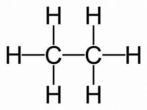 Lewis Dot Diagram For C2h6