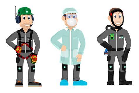 Design og udvikling af illustrationer og animationer