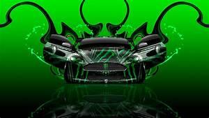 Monster Energy Aston Martin DB9 Super Plastic Car 2015