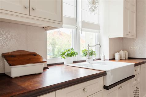 kitchen sink materials compared comparison of countertop materials to consider for your
