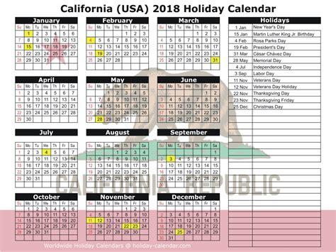 public holidays california lifehackedstcom
