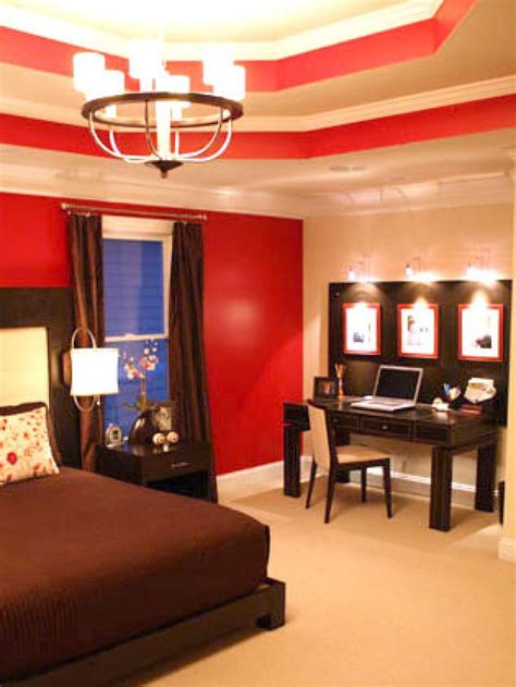 color scheme for bedroom walls best 25 red accent walls ideas on pinterest red accent 18498   c06f8384f3e64b0a83ebfb2ca78eb5f8 bedroom color schemes bedroom colors