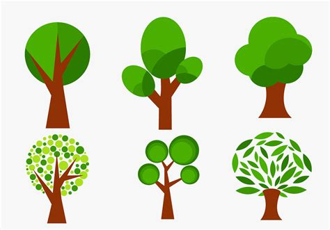 Set Of Abstract Vector Trees