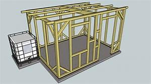 Plan Abri De Jardin En Bois Gratuit : construction de mon abri de jardin l 39 atelier de zep ~ Melissatoandfro.com Idées de Décoration