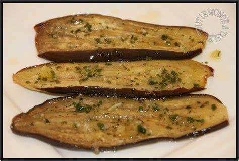 cuisiner l aubergine facile antipasti aubergines marinées à l 39 huile d 39 olive tout