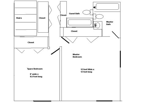 12x12 Bedroom Furniture Layout by Master Bedroom